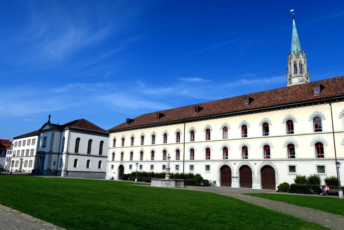 Монастырь Санкт-Галлен