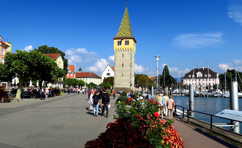 Набережная Линдау (Германия)