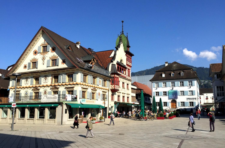 Дорнбирн - Австрия