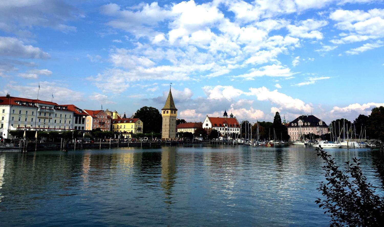 Городок Линдау (Германия)