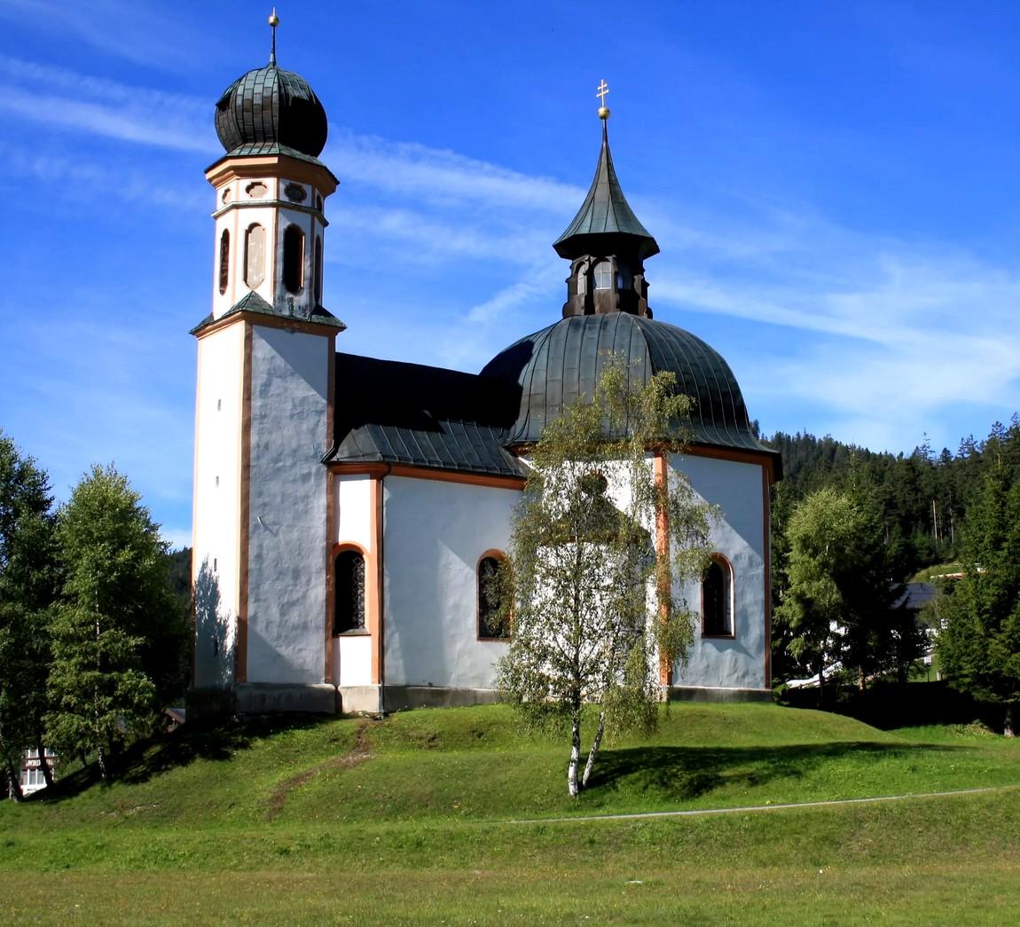 Церковь Зекирхе в Зеефельд в Тироле