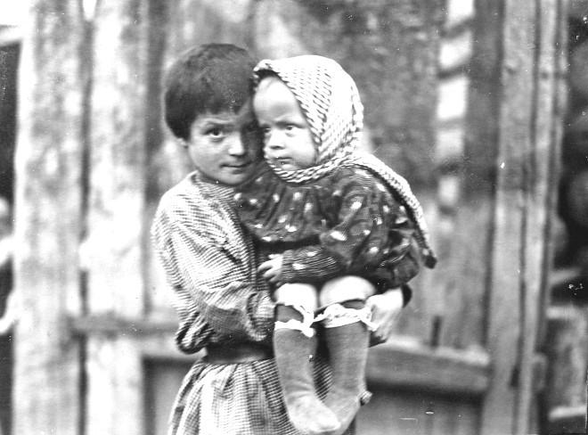 Дети довоенные