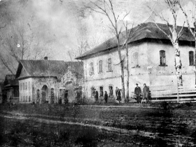 Деревня Щёкотово