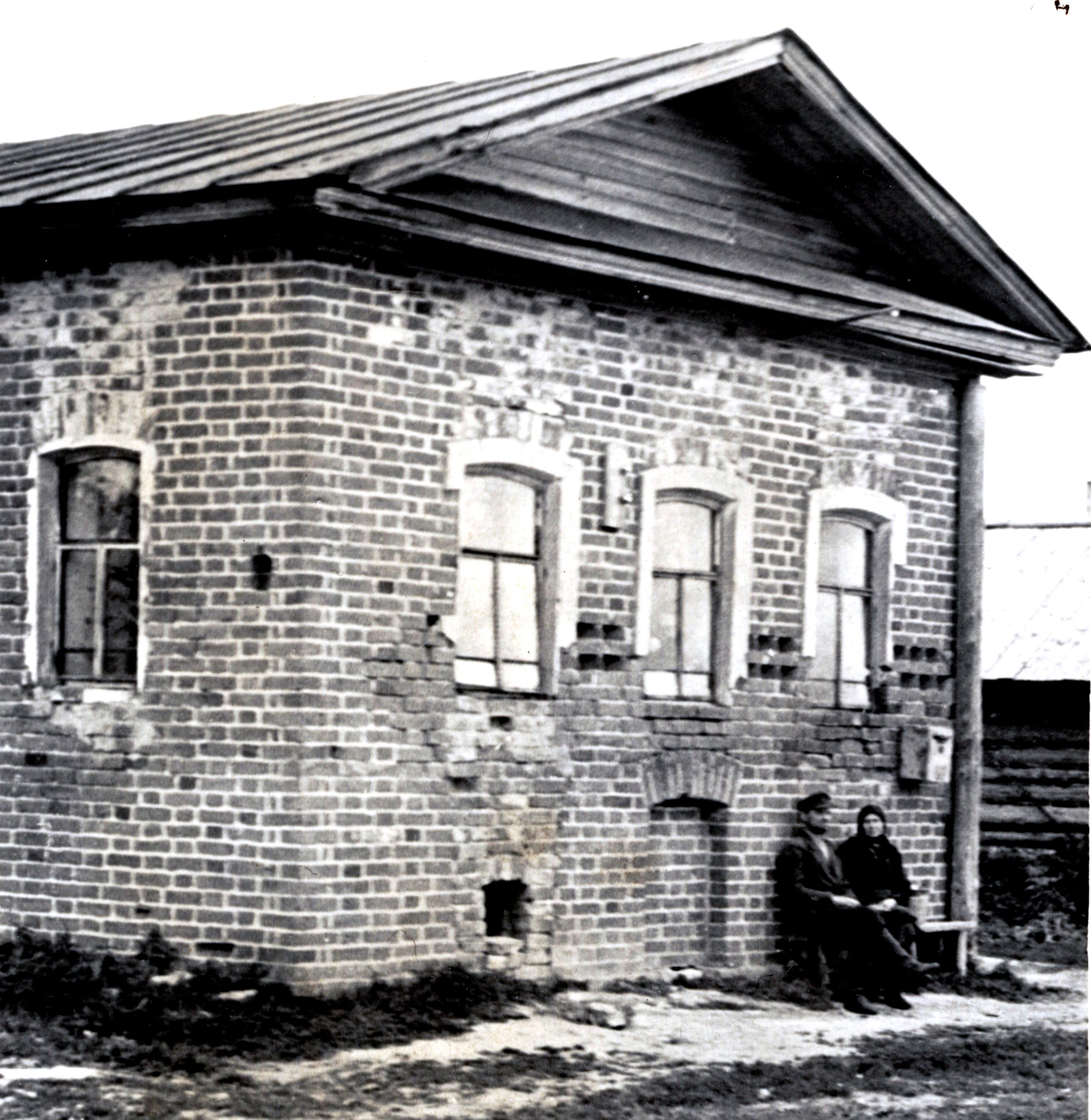 Отчий дом в Щёкотово
