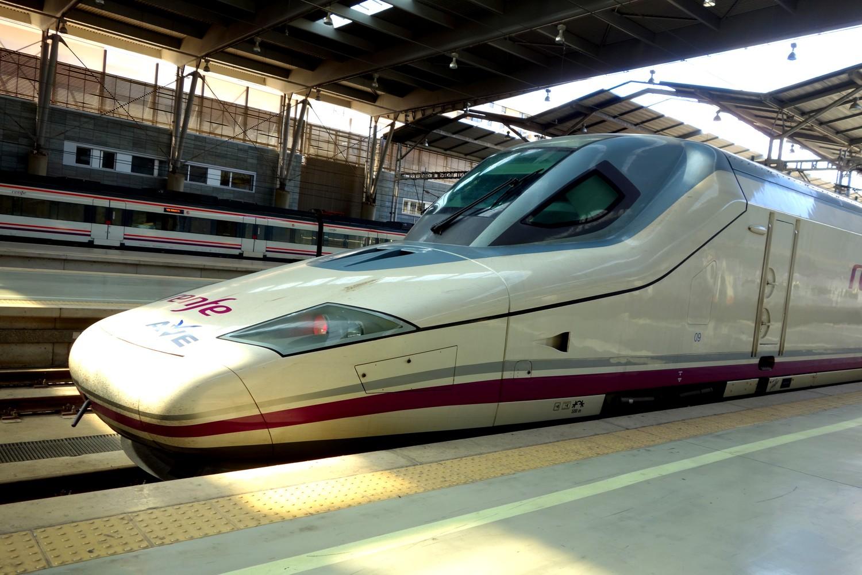Сверхскоростной поезд Испании