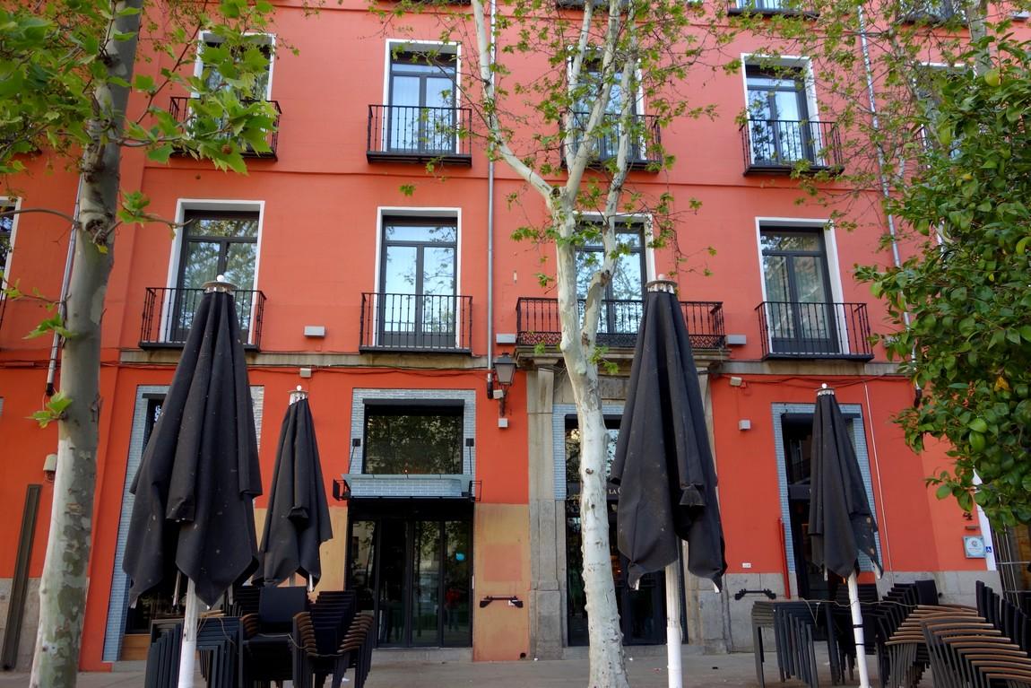 Отель 4* Petit Palace Plaza del Carmen в Мадриде