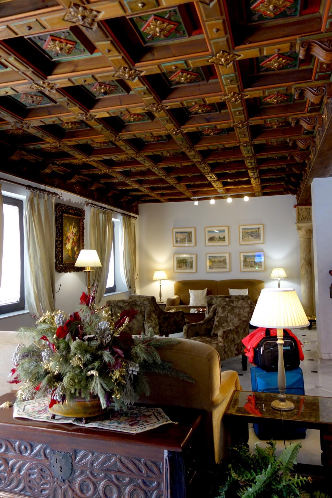 Севилья (Испания) - отель Murilio