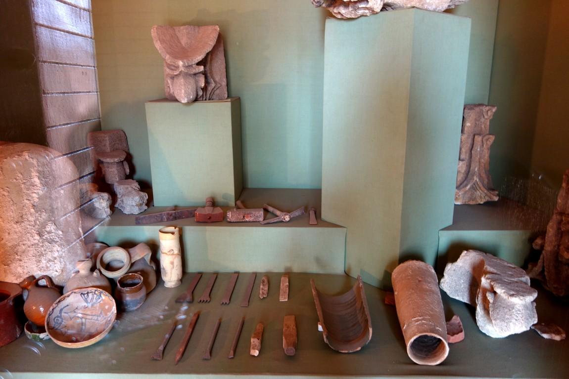 Башня Хиральда - Испания (музейные экспонаты)