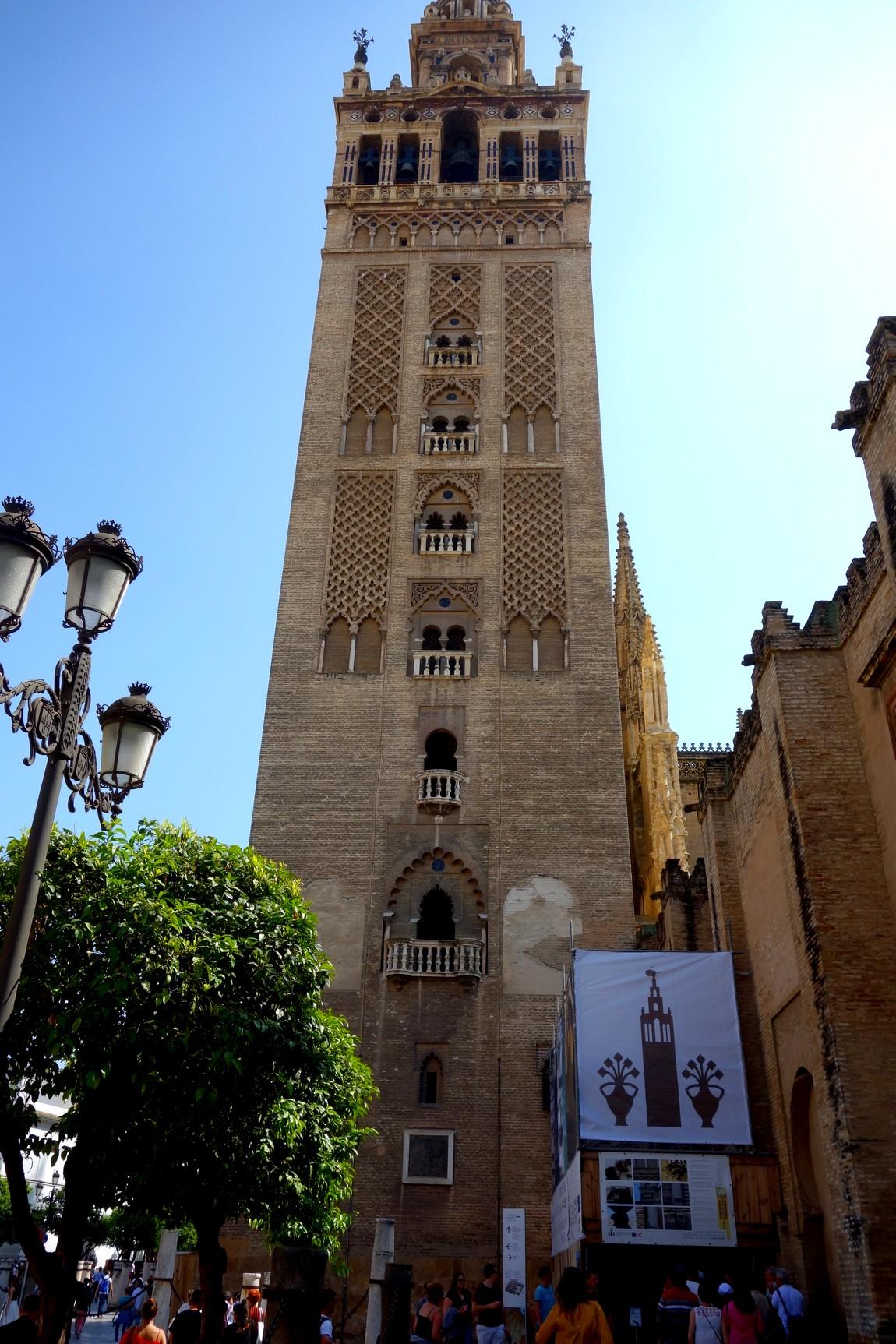 Башня Хиральда - Испания