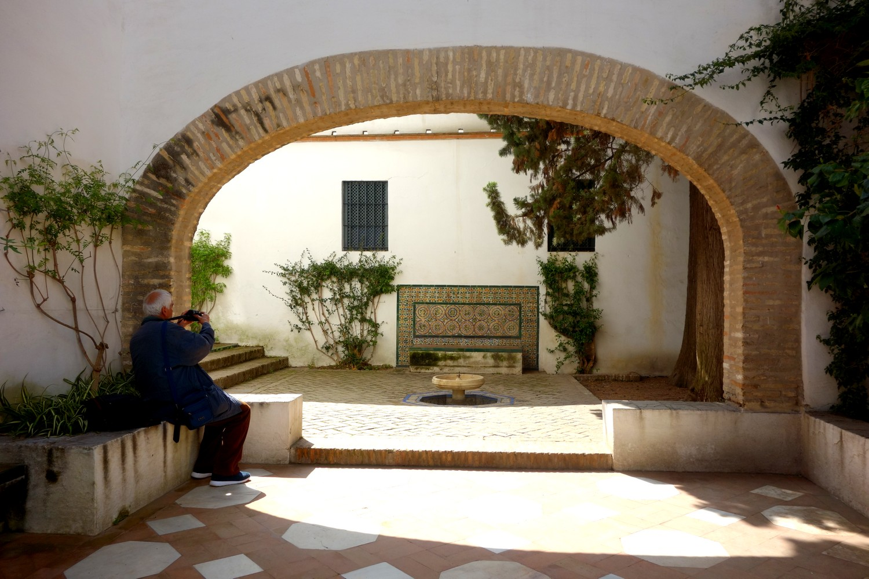 Севильский Алькасар (Испания)