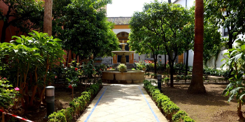 Сады Альксар в Свилье