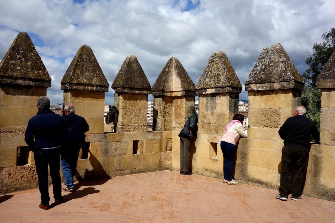 Крепость христианских королей Алькасар