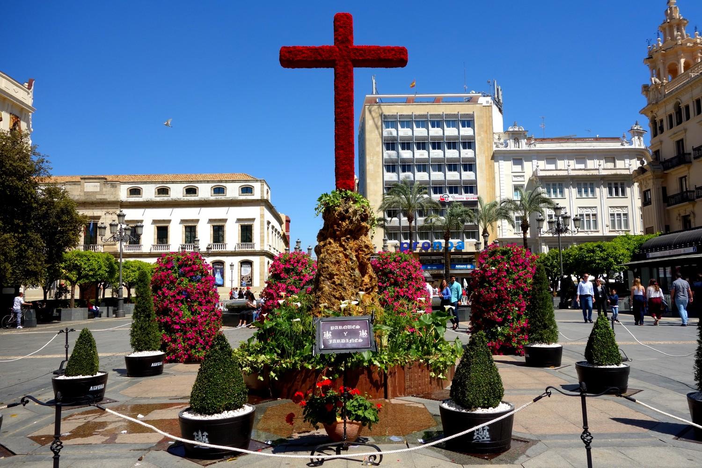 Кордова - праздник крестов