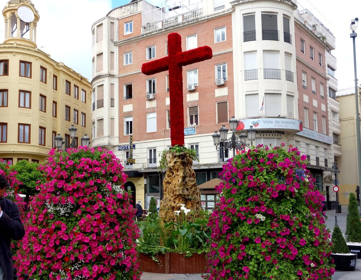 Праздник крестов в Кордове (Испания)