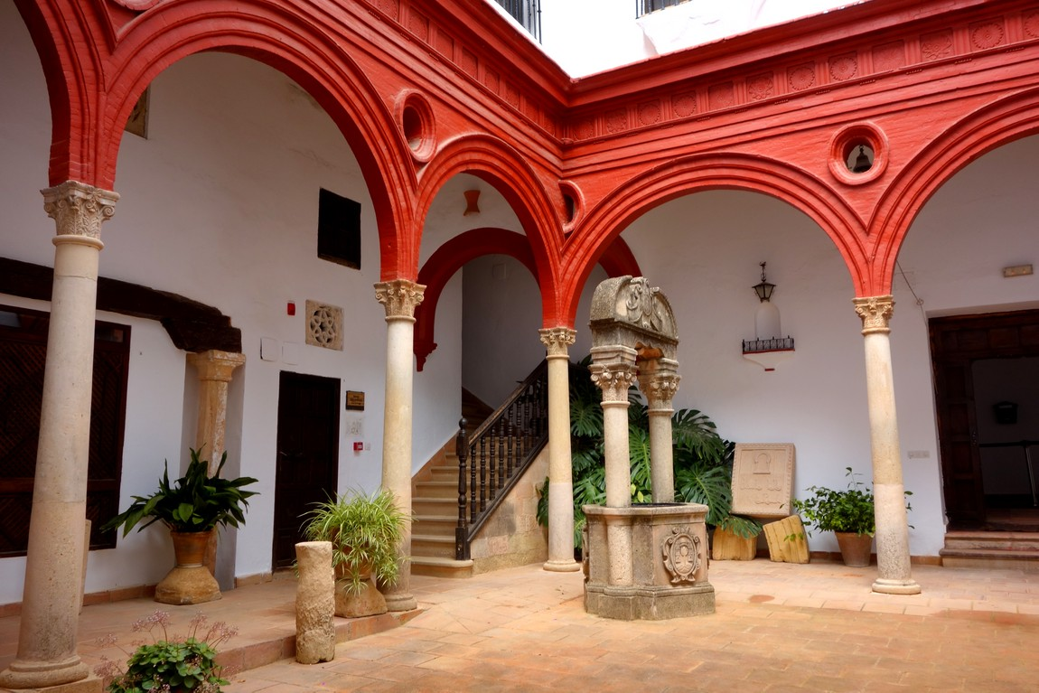 Музей дворец Мондрагон в Ронде