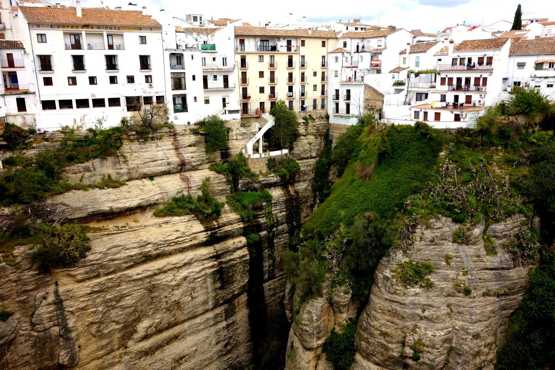 Ронда город на скалах