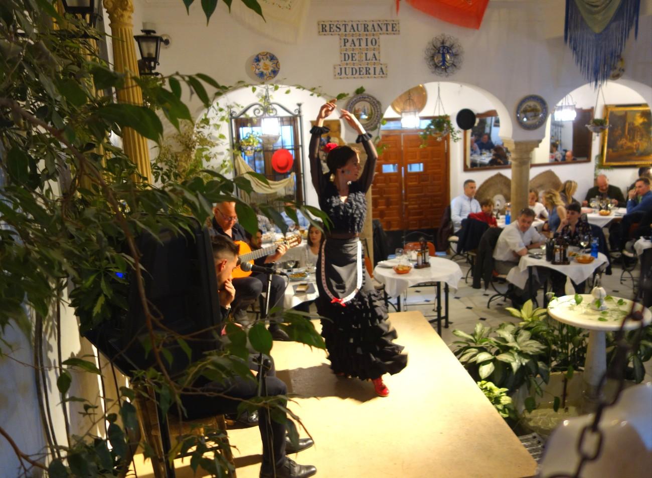 Испанский танец - Кордова