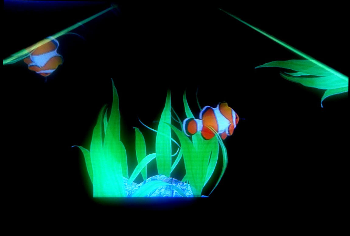 Морской аквариум (Sea Life) Малага - виртуальные рыбки