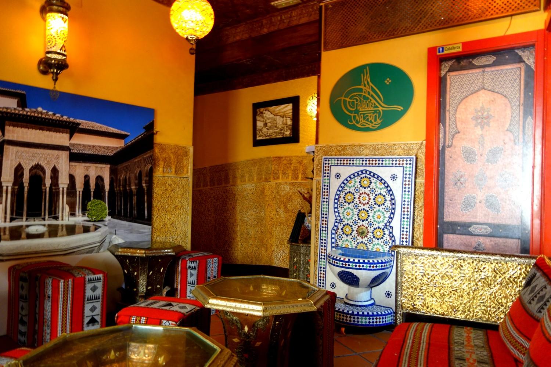 Кафе в Малаге