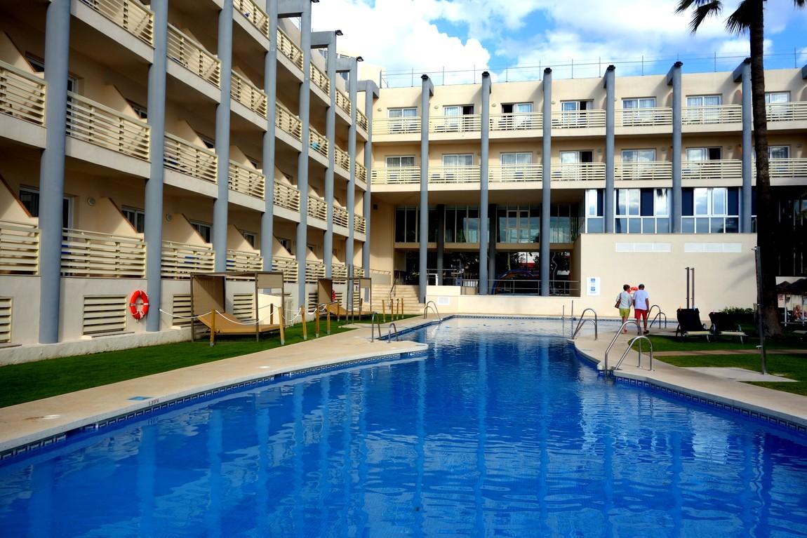 Отель Medplaya Hotel Pez Espada