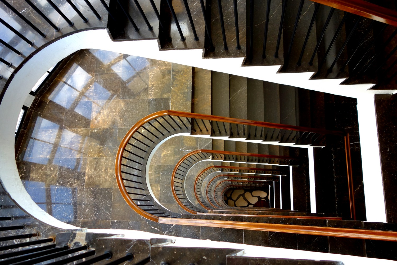 Отель Medplaya Hotel Pez Espada - лестница (Испания)