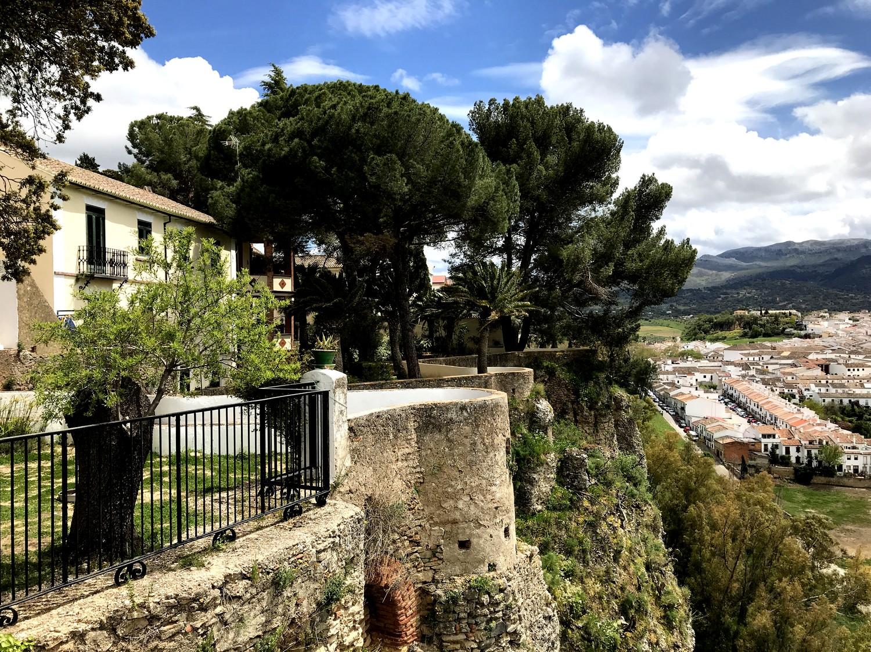 Дворец Мондрагон - Ронда, сада и патио
