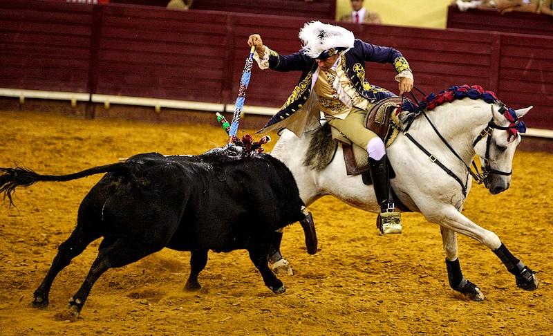 Тореодоры в Испании