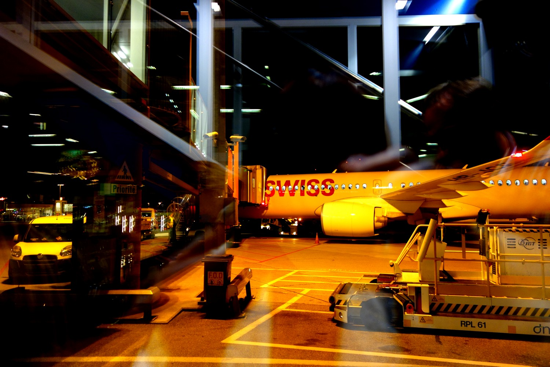 Женева - аэропорт