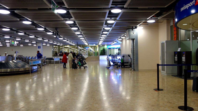 Аэропорт Женева