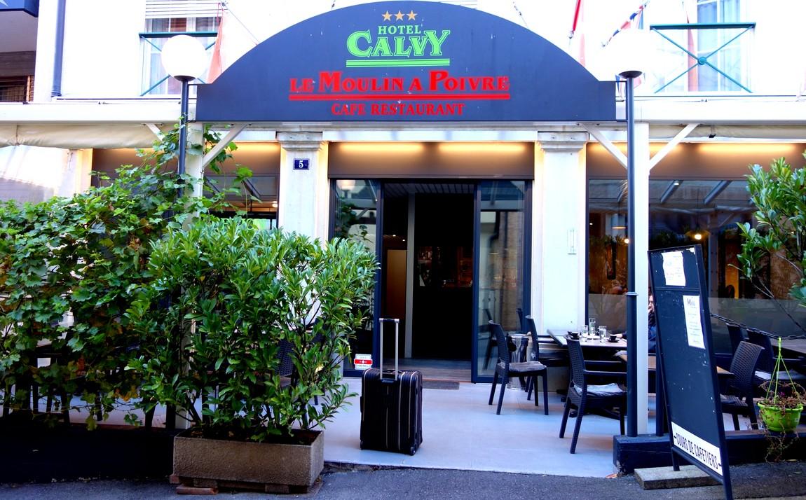 Отель Calvy