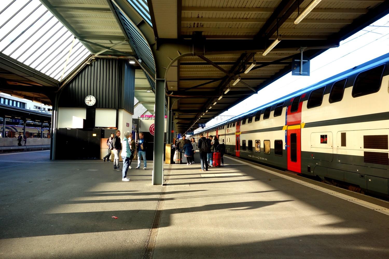 Вокзал Женевы