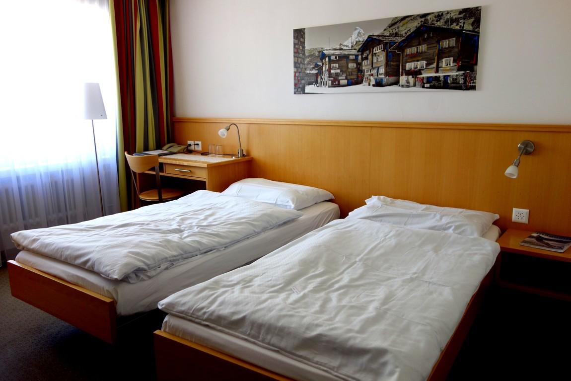 Номер в отеле Perren Superior (Швейцария)