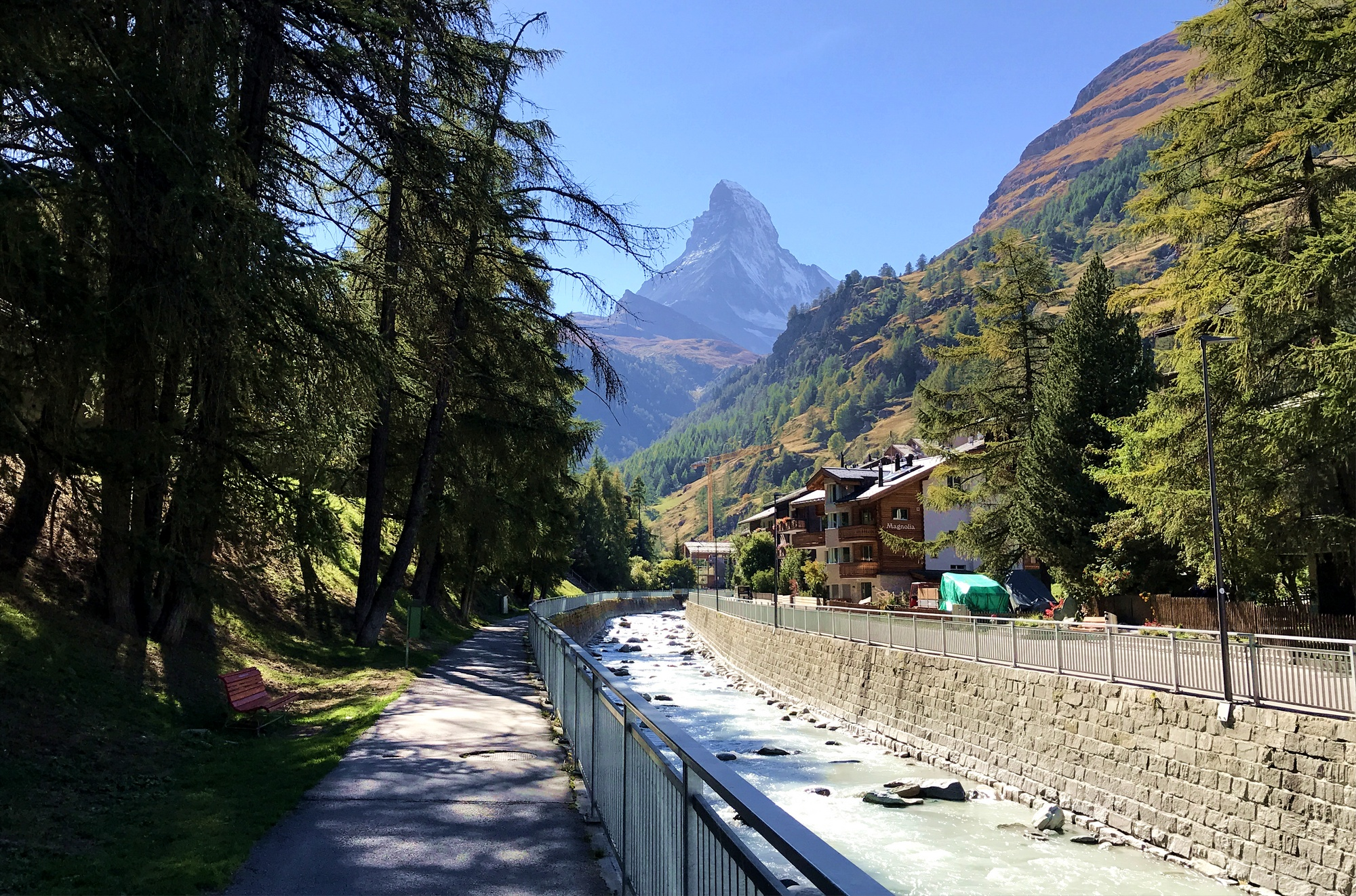 Церматт - Швейцария