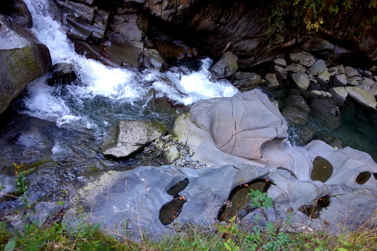 Ущелье Gorges de la Diosaz