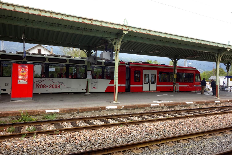 Поезда Франции