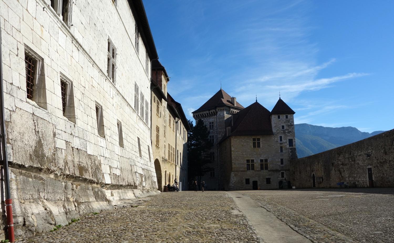 Замок Château d'Annecy